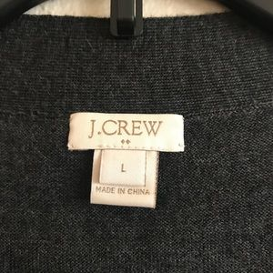 J. Crew Sweaters - 🎉TAKE 50% OFF!🎉 J. Crew Merino Gray Cardigan